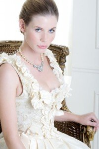 Hochzeitsdirndl v. Ophelia Blaimer