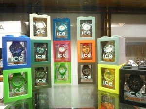ICE-Watch - Uhren