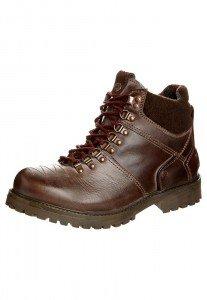 Wrangler PICK - Boots - dark brown, ca. € 110,- gesehen online bei Zalando