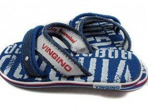 Vingino Flip Flops mit weichem Zehensteg, online bei gaenseblume.com, ca. € 15,-