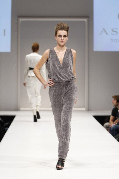 Loungewear von ASANDRI, Berlin Fashion Week