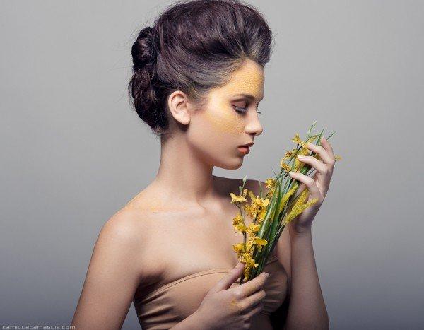 Es wird Frühling und die Blumen blühen ...