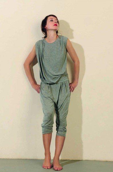 Loungewear: Boyfriend Hose aus Micro Modal ca. € 90,-, mit vielen Shirts und Tops kombinierbar