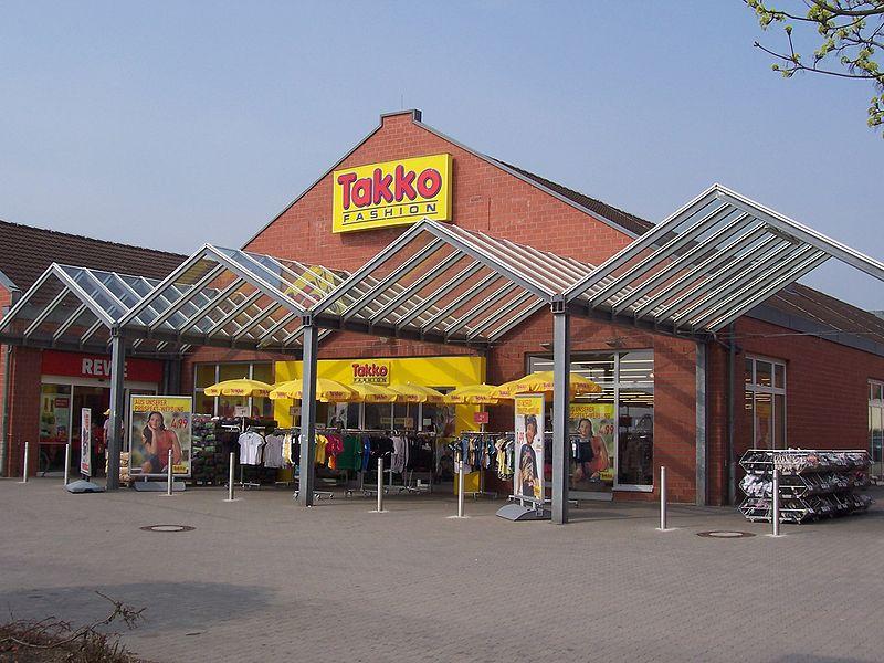 Takko - einer der größten Textilhändler Deutschlands