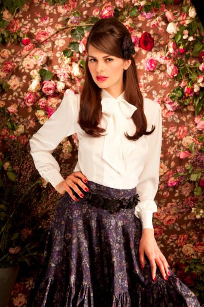 Lena Hoschek - Fashion für brave Mädchen