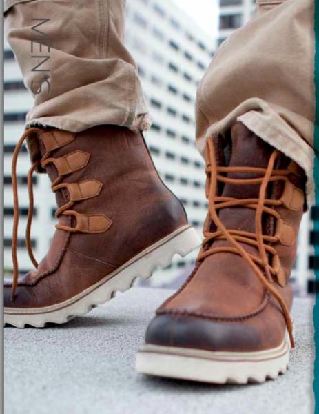 Schuhe von Sorel - Herbst/Winter Kollektion 2011/12