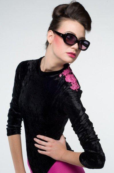 Fashion Design von Paulina Malina, vorgeführt von Jademodels