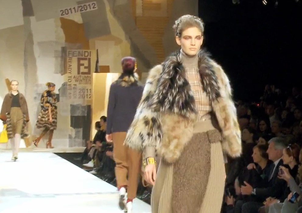 Fashion Show 2011/12 Fendi