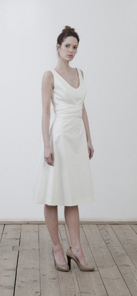Brautkleid kurz