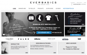Unterhosen und Socken bei EVERBASICS