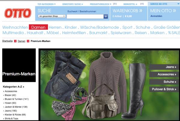 Premium-Marken bei Otto online günstig kaufen