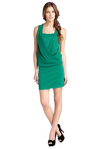 Esprit Kleid flaschen-grün