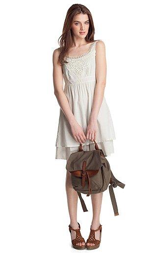 Sommerkleid weiß, Esprit