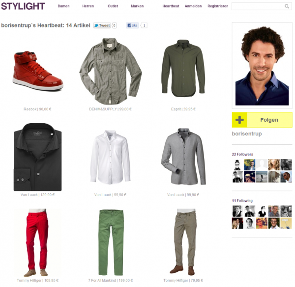 Stylight.de - Fashion Community