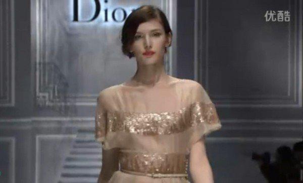 Dior Fashionshow in Shanghai