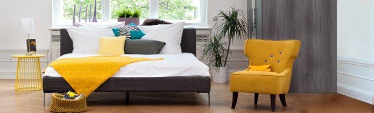Schlafzimmer Einrichtungen bei Fashion for Home