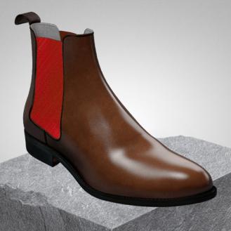 Herren Chelsea Boots von SCAROSSO