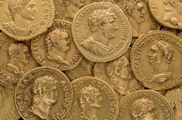 Münzen beim Österreichischen Münzkontor