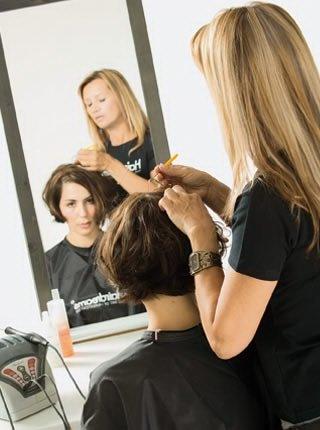 Haarverlängerung mit Hairdreams HighLines